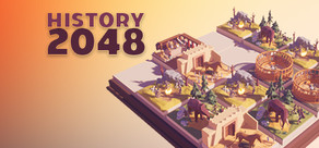 History2048 - 3D puzzle number game